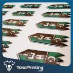 Jenis dan Aplikasi Sticker – Sticker Makassar