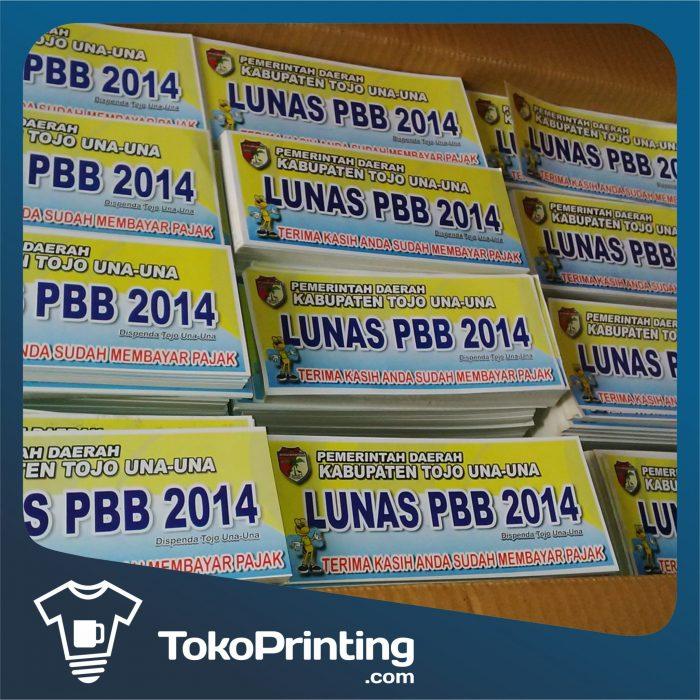print sticker makassar