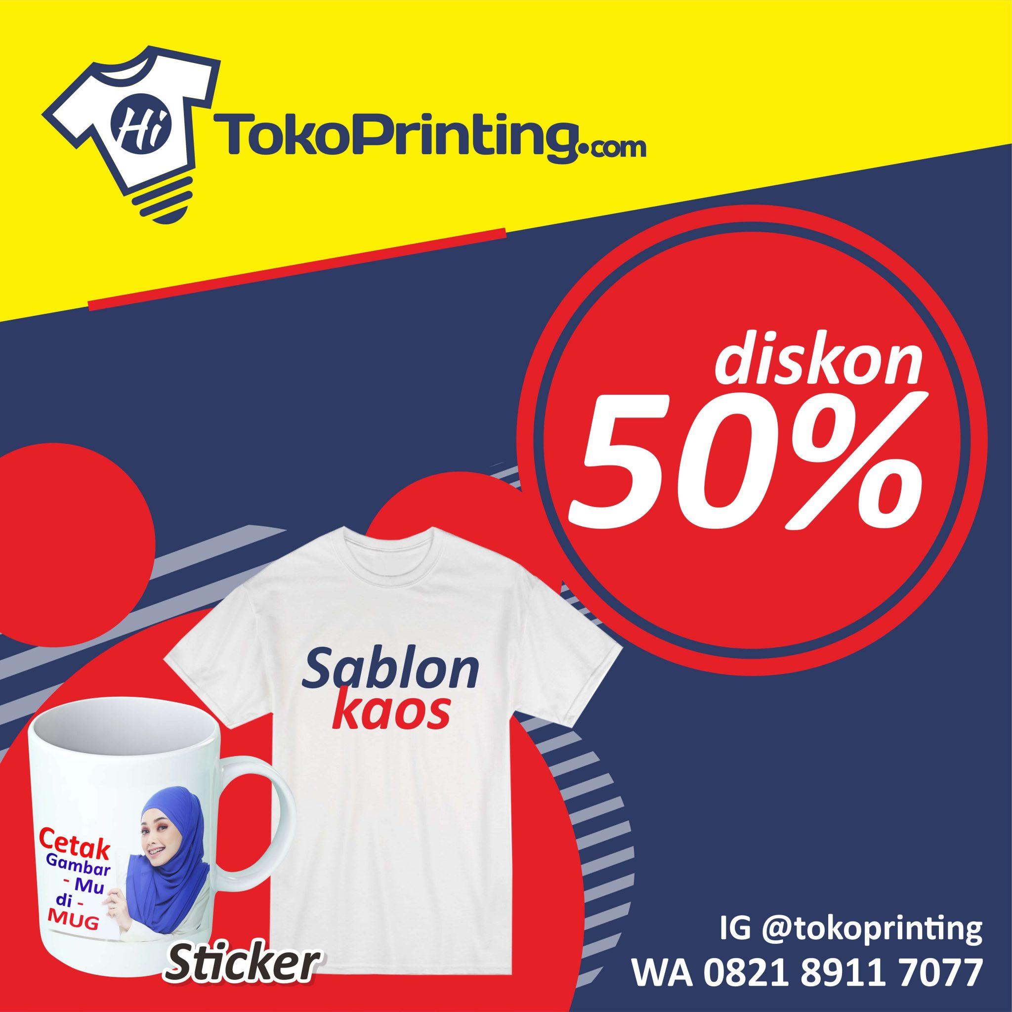 Percetakan Makassar - PROMO!!! HP/WA 0821 8911 7077 - Toko ...
