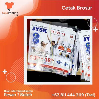 Cetak Brosur Makassar
