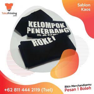 Sablon Kaos Makassar