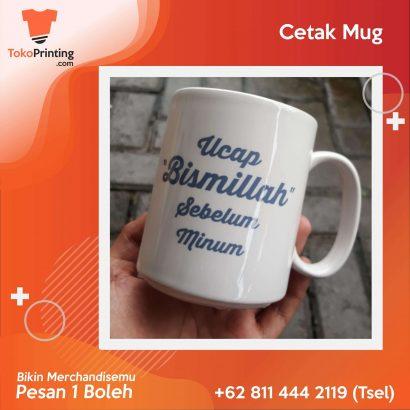 Cetak Mug Makassar