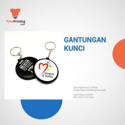 Cetak Gantungan Kunci Makassar
