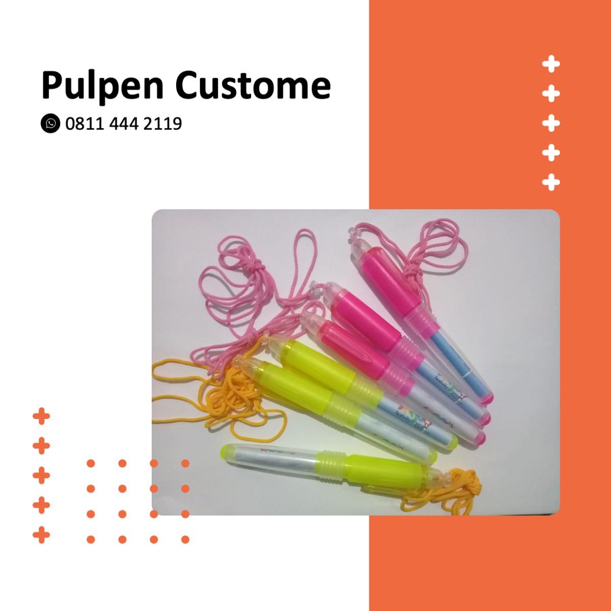 Custom Pulpen Makassar
